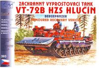 VT-72 HZS Hlučín, záchranný vyprošťovací tank