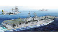 USS Boxer LHD-4 1:700