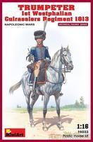 Trumpeter 1st Westphaůian Cuirassiers Regiment 1813