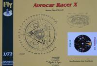 Avrocar Racer X