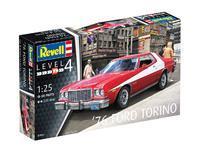 76 Ford Torino 1:25