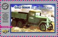 GAZ-MMM (m. 1943) Soviet Truck