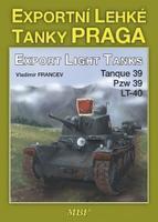 Exportní lehké tanky PRAGA