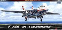F-14A VF-1 Wolfpack 1:72