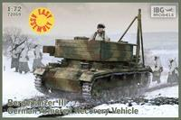 Bergepanzer III (EASY ASSEMBLY KIT)