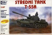 T-55 A střední tank