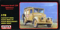 Phanomen Granit 25H Ambulance (Middle production)