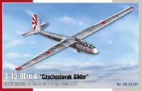"L-13 Blaník ""Czechoslovak Glider"""