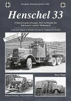 Henschel 33 3-ton 6x4