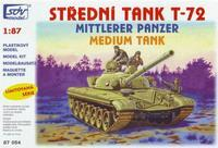 T-72 střední tank