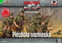 Německá pěchota 1939