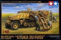 Sd.Kfz 251/1 stuka zu fuss