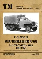 U.S. WWII Studebaker US6 2 1/2-Ton 6x6 & 6x4 Trucks