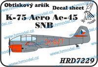 K-75 Aero Ae-45 SNB