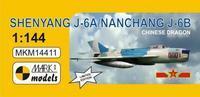 Sheyang J-6/Nanchang J6B