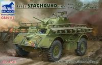 T17E1 STAGHOUND MK.I Armored Car (Late productoion)