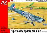 "Supermarine Spitfire Mk XVIe ""International"""