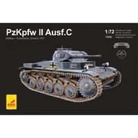 PzKpfw II Ausf.C Balkan-Yugoslávia