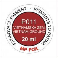 Pigment-vietnamská zem 20ml