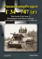 Panzerkampfwagen T 34 - 747(r)