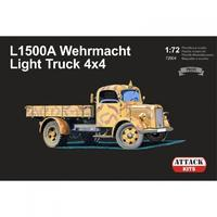 L1500A Wehrmacht Light Truck 4x4
