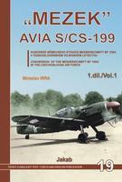 Mezek Avia S/CS-199 1.díl