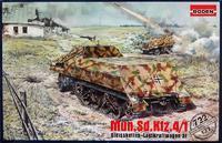 Gleissketten-Lastkraftwagen 3t Mun.Sd.Kfz.4/1