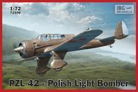 PZL. 42 - Polish Light bomber