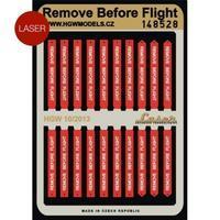 Remove Before Flight 1:48
