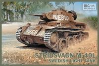 Stridvagn M/40L Swedish Light Tank