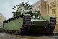 Soviet T-35 Heavy Tank - 1938/1939