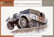 Sd.Kfz. 11/2 Entgiftungskraftwagen