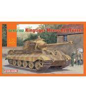 Sd.Kfz. 182 Kingtiger Henschel Turret