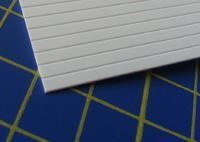 dřevěná stěna tenká rozteč 2,5mm šířka drážky 0,45 x 150 x 300mm
