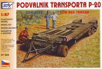 Podvalník Transporta P-20