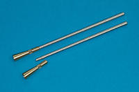 "5.5cm Flak barrels Used in prototype of E-50 ""Flakpanzer"" Set include 2 complete barrels"