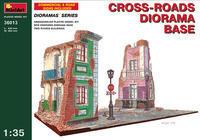 Cross-roads Diorama Base