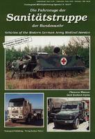 Die Fahrzeuge der Sanitatstruppe der BW