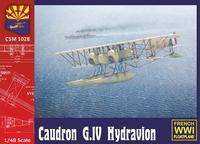 Caudron G.IV Hydravion