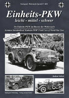 Einheits-PKW German Standardised 'Einheits-PKW' Field Cars of World War Two