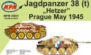 "Jagdpanzer 38(t) ""Hetzer"" Prague May 1945"