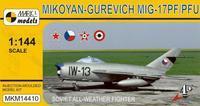 Mikoyan-Gurevich Mig-17PF/PFU