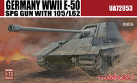 SPG E-50 WITH 105/L62 GUN