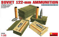 Soviet 122mm Ammunition