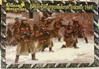 WWII Panzergrenadiers Ardennes 1944
