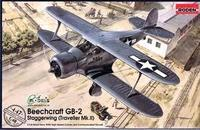 Beechcraft GB-2 Staggerwing (Traveller Mk.II) 1:48