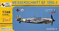 Messerschmitt BF 109G-4 2in1