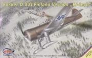 "Fokker D.XXI Finladia Version ""Hi-tech"""