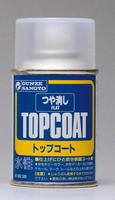 Mr.TOP COAT lak matný
