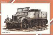 Sd. Kfz. 11 Leichter Zugkraftwagen 3t